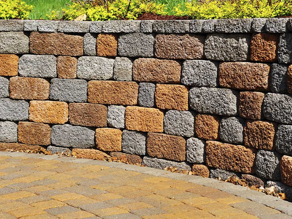 Brick Wall | Brick Experts DFW