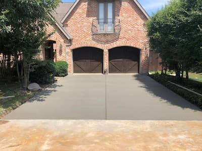 Concrete Driveway in Dallas-Fort Worth | Brick Experts DFW
